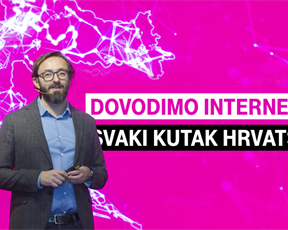 Hrvatski Telekom brings internet to all parts of Croatia