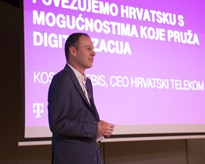 Hrvatski Telekom is the largest private investor in the digitalization