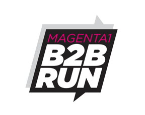 Over 8,000 participants at the largest business event  MAGENTA 1 B2B RUN