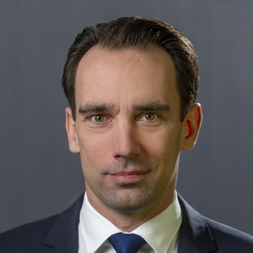 Daniel Daub, Member of the Management Board and Chief Financial Officer (CFO)